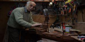 Hayali, Ertuğrul Fıkrateyni Ve Titanic'in Maketini Yapmak