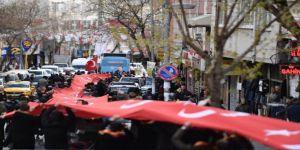 Beyoğlu'nda Cumhur İttifakı Mitingi