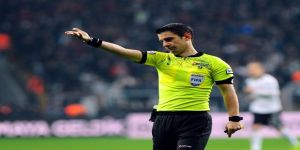 Türkiye Kupası'nda Yarı Final Maçlarını Yönetecek Hakemler Açıklandı
