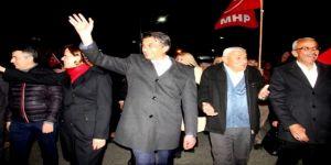 Başkan Selçuk Son Mitingini Aşağıkoçaklar'da Yaptı