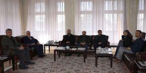 """Rektör Çomaklı: """"Türk Kızılay'ı Ülkemizin Medarı İftiharıdır"""""""