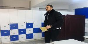 Basketbolcu Semih Erden Oyunu Beykoz'da Kullandı
