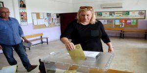 Fethiye'de Yabancı Uyruklu Vatandaşlar Da Oy Kullandı