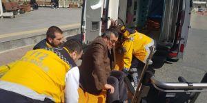Oy Vermek İçin Tedavi Gördüğü Hastaneden Ambulansla Silivri'ye Götürüldü