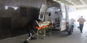 Van'da Hasta Seçmenler Sandığa Taşındı