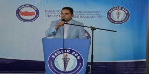 """Özdemir'den Doktora Şiddet Yorumu: """"En Ağır Cezayı Almasını Temenni Ediyorum"""""""