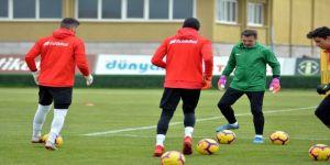 İm Kayserispor, Demir Grup Sivasspor Maçının Hazırlıklarını Sürdürüyor