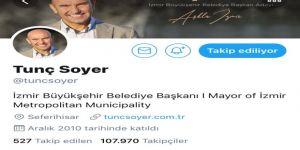 Tunç Soyer, Sosyal Medyadaki Unvanını Güncelledi