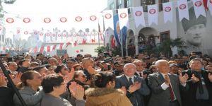 Osman Gürün Seçimi Zaferini Personeli İle Kutladı