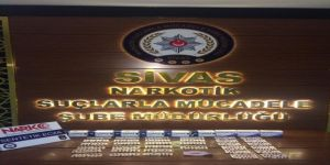 Sivas'ta 4 Uyuşturucu Taciri Tutuklandı