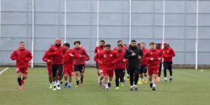 Sivasspor'da, Kayserispor Hazırlıkları Sürüyor