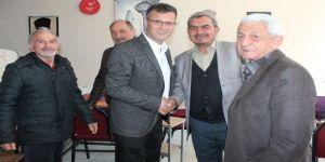 Ahmet Öküzcüoğlu Teşekkür Gezilerine Başladı
