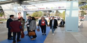 Tekstilin Başkenti Bursa'da 'Textile Show' Rüzgârı