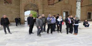 Abd Büyükelçisi Jeniffer L. Davies Edirne'de