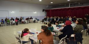 Edremit'te Zekâ Oyunları Yarışmaları Başladı