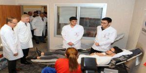 Sanko Üniversitesi'nde Kan Bağışı Etkinliği