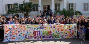 Özel Çocuklar Egeli Öğrencilerle Buluştu