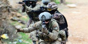 YPG/PKK'ya darbe