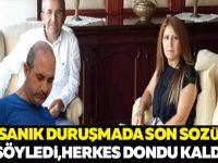 SANIK DURUŞMADA SON SÖZÜ SÖYLEDİ,HERKES DONDU KALDI