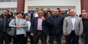 Seçimi 332 Oy Farkla Chp'li Vefa Salman Kazandı
