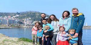 Giresun'un İlk Yabancı Misafirleri