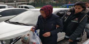 Fetö'den Aranan Kadın Saklandığı Evde Yakalandı