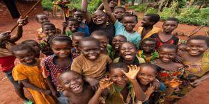 Kardeş Eli Berat Kandili'nde Afrika'nın Sahipsiz Çocuklarıyla Buluşacak
