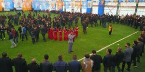 Ak Parti'nin Kato Dağı Eteklerindeki Zafer Mitingine Yoğun İlgi