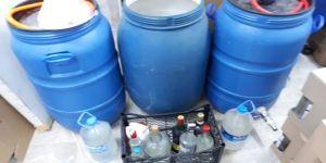 Ortaca'da Sahte İçki Ve Uyuşturucu Operasyonu