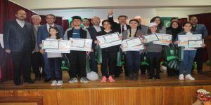 'Sağlıklı Nesil Sağlıklı Gelecek' Yarışması Ödülleri Sahiplerini Buldu