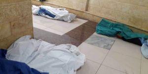 Esad Rejimi İdlib'e Yine Saldırdı: 11 Ölü