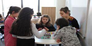 Çocuklar Dikkat Atölyesi İle Bilinçleniyor