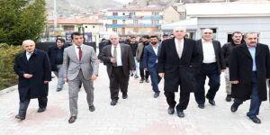 Ak Parti'li Kartal'dan 'Hayırlı Olsun' Ziyaretleri