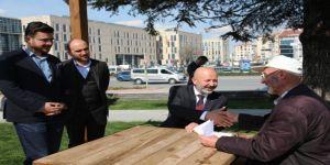 """Başkan Çolakbayrakdar, """"Yaşam Alanı, Kayseri'nin Görünen Yüzü Olacak"""""""