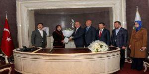 Meram'ın Yeni Belediye Başkanı Mustafa Kavuş Görevi Devraldı