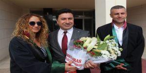 Başkan Aras Avukatların Gününü Kutladı
