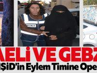 Kocaeli-Gebze'de Dahil IŞİD'in Eylem Timine Operasyon!