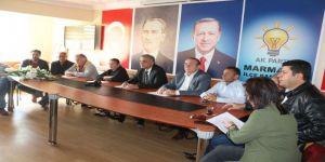 Ak Parti Marmaris'ten Seçim Değerlendirmesi