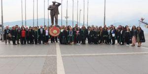 Marmaris'te 5 Nisan Avukatlar Günü Kutlamaları