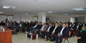 Darıca Belediye Başkanı Bıyık, İlk Ziyaretini Ak Parti'ye Yaptı