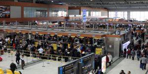 Sabiha Gökçen Havalimanı'nda yoğunluk
