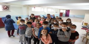 Efeler Ticaret Odası İlkokulu'nda Kan Bağışı Kampanyası Düzenlendi