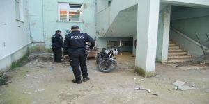 Tekirdağ'da Demir Hırsızına Polis Engeli