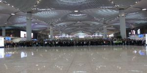 İstanbul Havalimanı'nda 'Büyük Göç' Sonrası İlk Uçuş Heyecanı