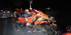 Feci kaza: 3 yaralı