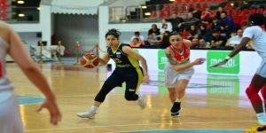 Bellona Kayseri Basketbol: 58 - Fenerbahçe: 76