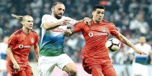 Beşiktaş galibiyet serisini sürdürme peşinde