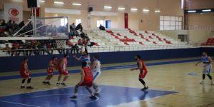 Haliliye basketbol takımında, play-off avantajı