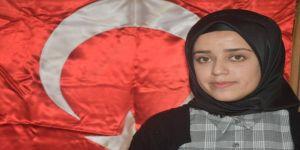 Türkiye'nin en genç kadın meclis üyesi Bingöl'de
