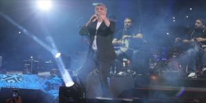 Özcan Deniz, İsrail'de konser verdi